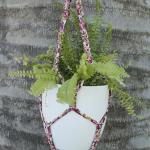 suspension pour plante rosita